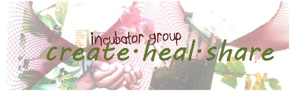 create.heal.share Incubator Group